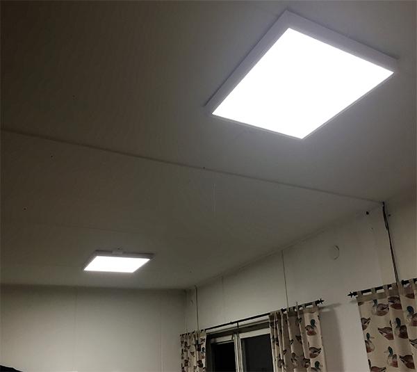 Vi måste sänka energiförbrukningen på vår belysning